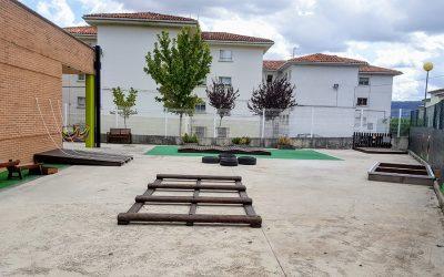 Reforma del patio
